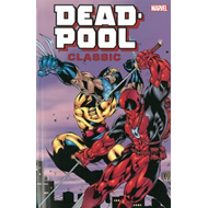 Deadpool Classic Companion (BOK)