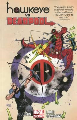 Hawkeye Vs. Deadpool (BOK)