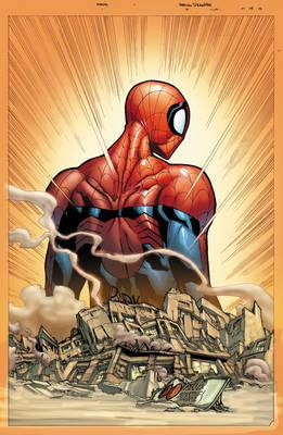 Amazing Spider-man Volume 4: Graveyard Shift Tpb (BOK)