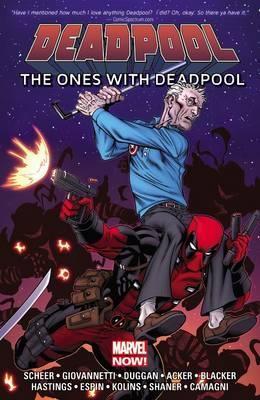 Deadpool: the Ones with Deadpool (BOK)