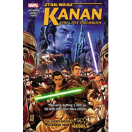 Star Wars: Kanan: The Last Padawan Vol. 1 (BOK)