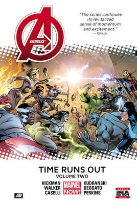 Avengers: Time Runs Out Volume 2 (BOK)