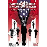 Captain America & the Mighty Avengers (BOK)
