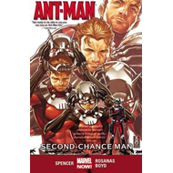 Ant-man Volume 1: Second-chance Man (BOK)