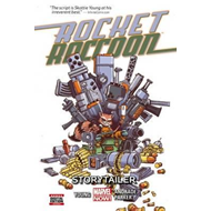 Rocket Raccoon Volume 2: Storytailer (BOK)