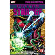 Doctor Strange Epic Collection: A Separate Reality (BOK)