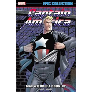 Captain America Epic Collection: Man Without A Country (BOK)