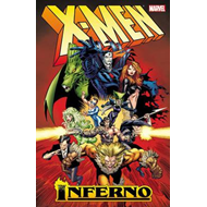 X-men: Inferno Vol. 1 (BOK)