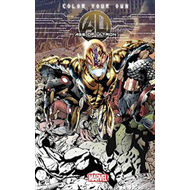 Color Your Own Age Of Ultron (BOK)