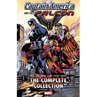 Captain America & the Falcon by Christopher Priest: The Comp (BOK)