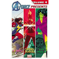 A-Force Presents (BOK)