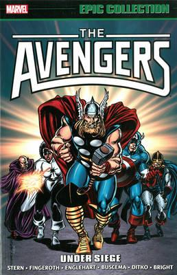 Avengers Epic Collection: Under Siege (BOK)
