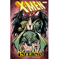 X-men: Inferno Vol. 2 (BOK)