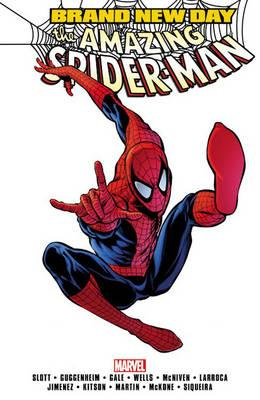 Spider-man: Brand New Day: The Complete Collection Vol. 1 (BOK)