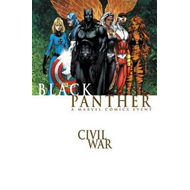 Civil War: Black Panther (new Printing) (BOK)