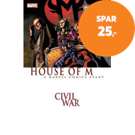 Produktbilde for Civil War: House Of M (BOK)