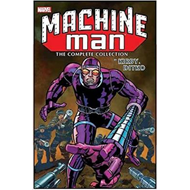 Machine Man By Kirby & Ditko: The Complete Collection (BOK)