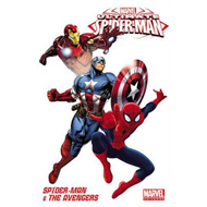 Produktbilde for Marvel Universe Ultimate Spider-man & The Avengers (BOK)