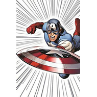 Marvel Universe Captain America: Civil War (BOK)