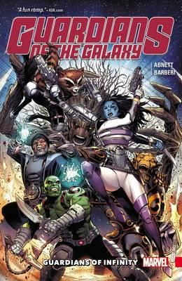 Guardians Of The Galaxy: Guardians Of Infinity (BOK)