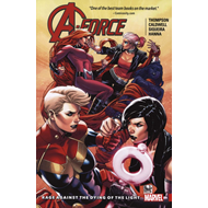A-force Vol. 2: Rage Against The Dying Of The Light (BOK)