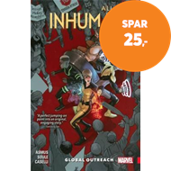 Produktbilde for All-new Inhumans Vol. 1: Global Outreach (BOK)
