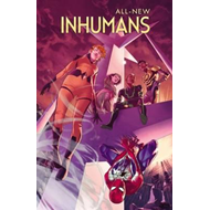 All-new Inhumans Vol. 2: Skyspears (BOK)