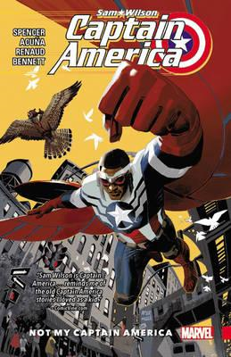 Captain America: Sam Wilson Vol. 1 - Not My Captain America (BOK)