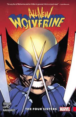 All-new Wolverine Vol. 1: The Four Sisters (BOK)