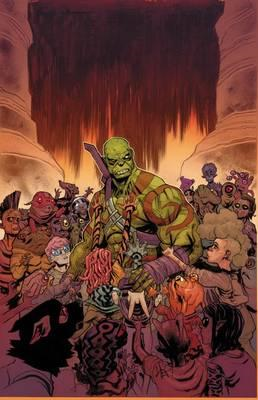 Drax Vol. 2: The Children's Crusade (BOK)