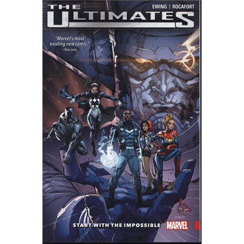 Ultimates: Omniversal Vol. 1 - Start With The Impossible (BOK)