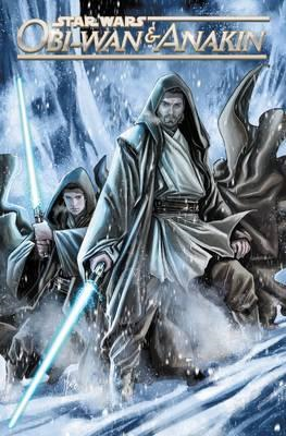 Star Wars: Obi-wan And Anakin (BOK)