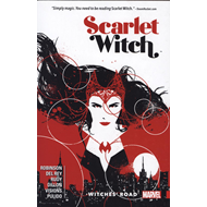 Produktbilde for Scarlet Witch Vol. 1: Witches' Road (BOK)