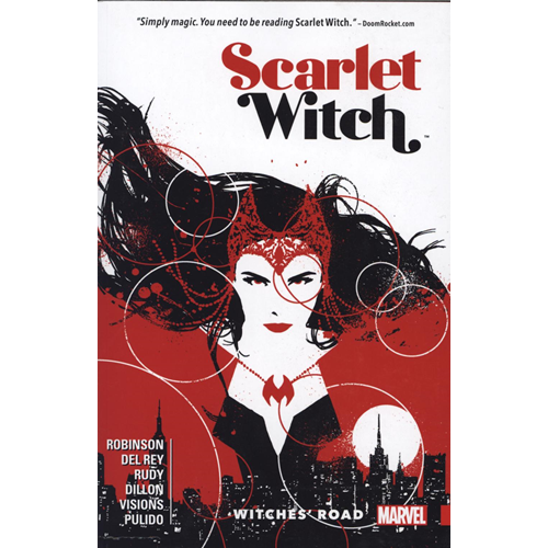 Scarlet Witch Vol. 1: Witches' Road (BOK)