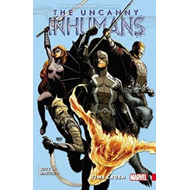 Produktbilde for Uncanny Inhumans Vol. 1: Time Crush (BOK)