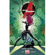 Secret Avengers Volume 3: God Level (BOK)