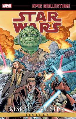 Star Wars Epic Collection: Rise Of The Sith Volume 1 (BOK)