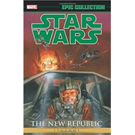 Star Wars Legends Epic Collection: the New Republic (BOK)