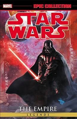 Star Wars Epic Collection: The Empire Volume 2 (BOK)