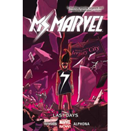 Ms. Marvel Volume 4: Last Days (BOK)
