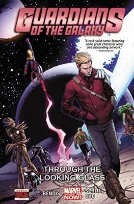 Guardians of the Galaxy Volume 5: Through the Looking Glass (BOK)