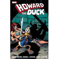 Howard the Duck: the Complete Collection (BOK)