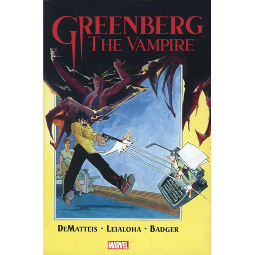 Greenberg the Vampire (BOK)