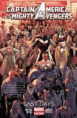 Captain America & the Mighty Avengers Volume 2: Last Days (BOK)