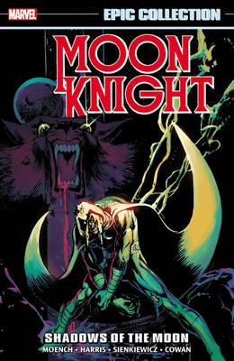Moon Knight Epic Collection: Shadows Of The Moon (BOK)