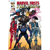 Marvel Firsts (BOK)