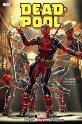 Deadpool By Posehn & Duggan Volume 3 (BOK)