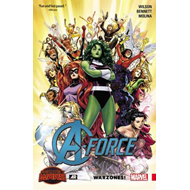 A-force Volume 0: Warzones! Tpb (BOK)
