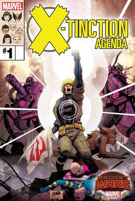 E is for Extinction: Warzones! Tpb (BOK)
