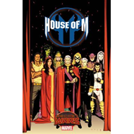 House Of M: Warzones! (BOK)